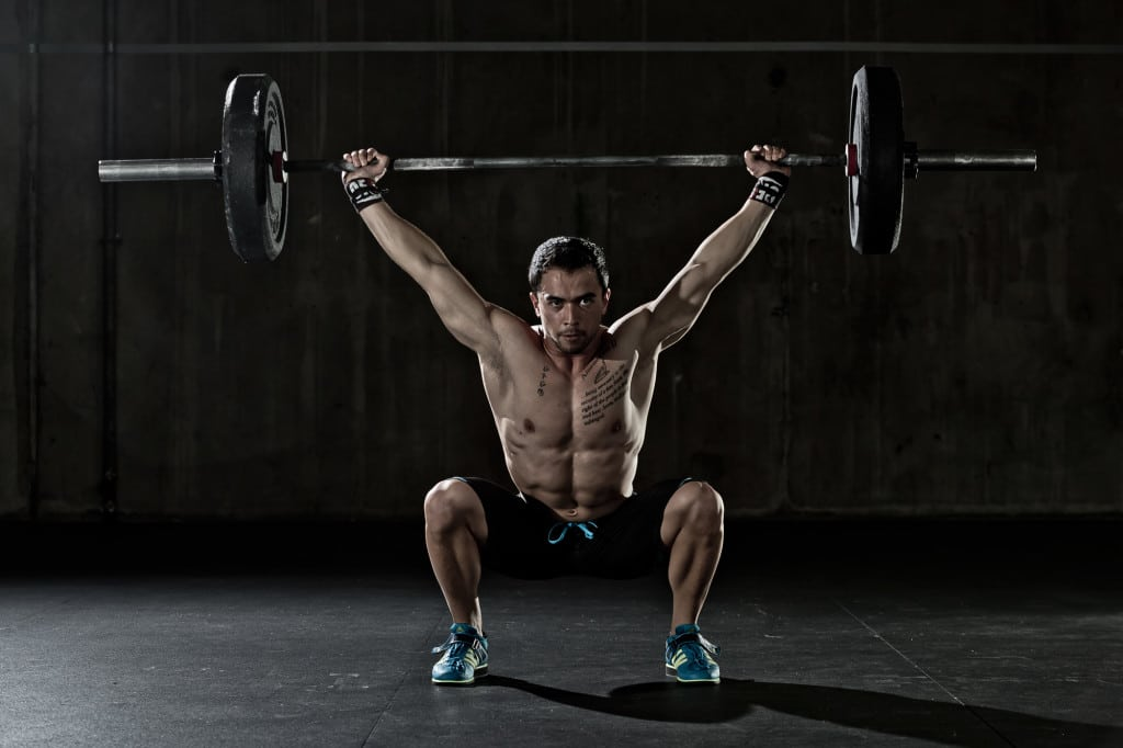 Basic Crossfit Exercises