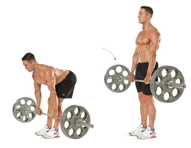 Lower Back Workouts for Men