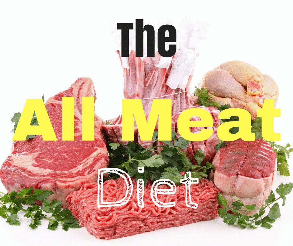 All Meat Diet and The Benefits of Eating Healthy Meats