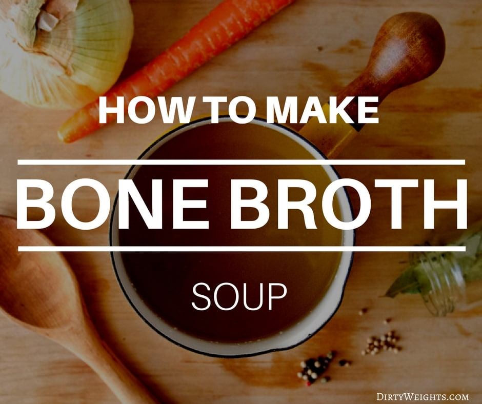 How To Make Bone Broth: Health Benefits | Weight loss | Nutrition Facts